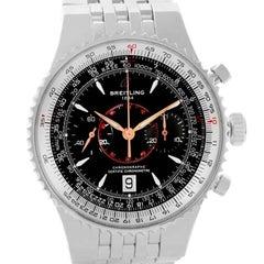 Breitling Montbrillant Legende Stainless Steel Men's Watch A23340