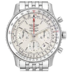 Breitling Navitimer 01 Limited Edition Men's Watch AB0123 Box Papers
