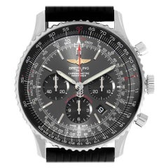Breitling Navitimer 01 Rubber Strap Limited Edition Watch AB0127 Unworn