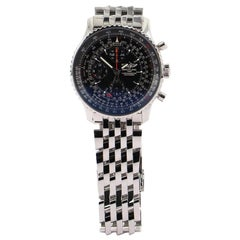 Breitling Navitimer 1884 Chronograph Automatic Watch Stainless Steel 46