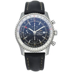 Breitling Navitimer A24322 Men's Watch Box Papers