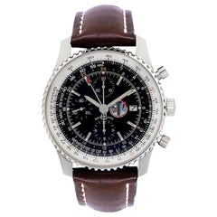 Breitling Navitimer A24322, White Dial, Certified and Warranty