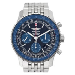 Breitling Navitimer AB0121, Blue Dial, Certified and Warranty
