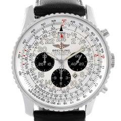 Breitling Navitimer Cosmonaute Panda Dial Men's Watch A22322