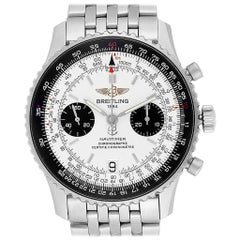 Breitling Navitimer Exemplaires Limited Edition Steel Men's Watch A23330