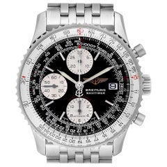 Breitling Navitimer Fighter Chronograph Steel Men's Watch A13330