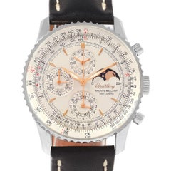 Breitling Navitimer Monbrillant 1461 Jours Men's Moonphase Watch A19030