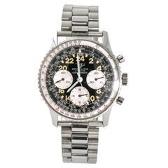 Breitling Navitimer 6600, Silver Dial Certified Authentic