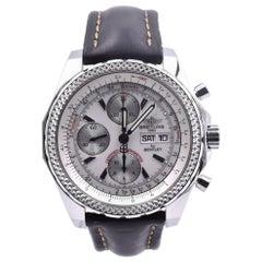 Breitling Stainless Steel Bentley GT Watch Ref. A13362