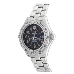 Breitling Stainless Steel Colt Superocean Automatic Wristwatch Ref A17040