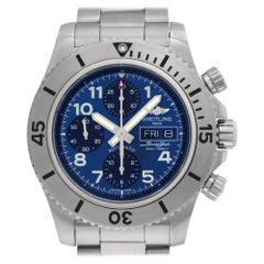 Breitling Superocean A1334, Certified and Warranty