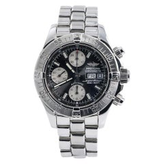 Breitling Superocean A13340, Millimeters Grey Dial, Certified and Warranty