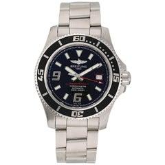 Breitling Superocean A17391 Men's Watch Original Papers