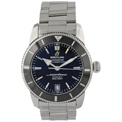 Breitling SuperOcean AB2010 Men Watch Box Papers