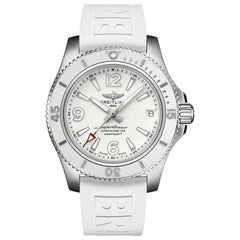 Breitling Superocean Automatic 36 Ladies Watch A17316D21A1S1