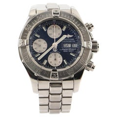 Breitling SuperOcean Chronograph Automatic Watch Stainless Steel 42