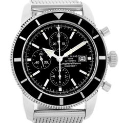 Breitling Superocean Heritage Chrono 46 Men's Watch A13320 Box Papers