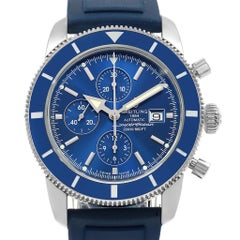 Breitling SuperOcean Heritage Chrono 46 Rubber Strap Watch A13320