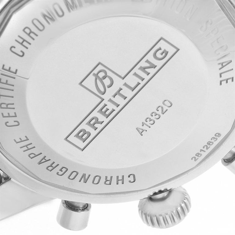 Breitling SuperOcean Heritage Chrono 46 Watch A13320 Box Papers For Sale 2