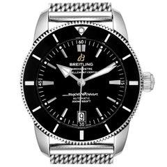 Breitling Superocean Heritage II 42 Steel Men's Watch AB2010 Box Papers