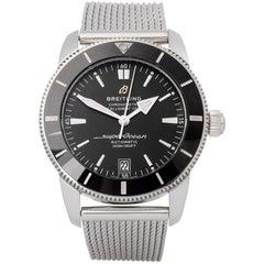 Breitling Superocean Heritage II AB2010 Men's Stainless Steel Watch