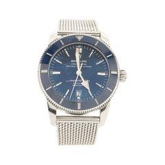 Breitling Superocean Heritage II Automatic Watch Stainless Steel 46