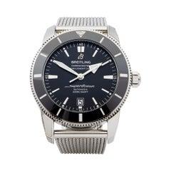 Breitling Superocean Heritage ii B20 Stainless Steel AB2020121BA11 Wrist Watch