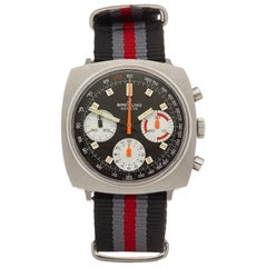 Breitling Top Time Chronograph Stainless Steel 814