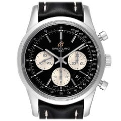 Breitling Transocean Chronograph LE Men's Watch AB0151 Box Papers