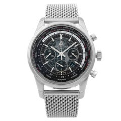 Breitling Transocean Unitime World Time Automatic Men's Watch AB0510U4/BE84-152A