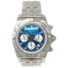 Breitling Windrider AB0110, White Dial, Certified and Warranty