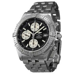 Breitling Windrider Crosswind Chronograph Automatic Watch A13355