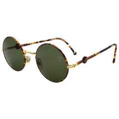 Brenda round sunglasses by Beverly Hills 90210, ITALY 90s