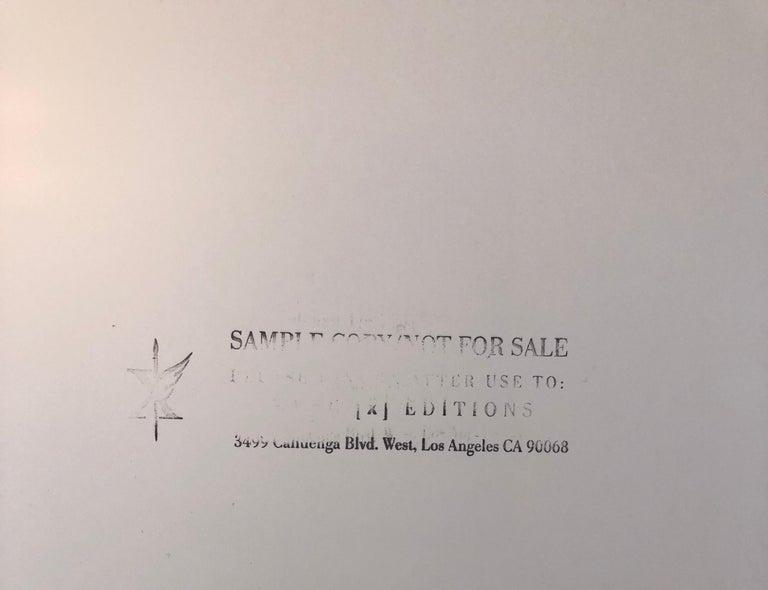Birds, Cibachrome Photograph Print, NFS Sample Conceptual Taxidermy Art For Sale 1