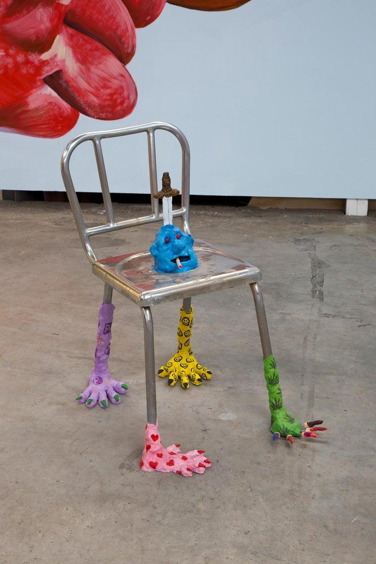 Brendan Lynch Figurative Sculpture - The Quiet Man