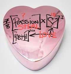 Passion Steal Love Candy Heart