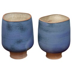 Brent Bennett Studio Ceramic Planters