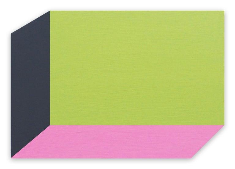 Brent Hallard Abstract Painting - GPB Slurp