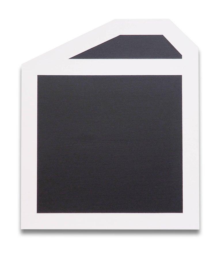 Brent Hallard Abstract Painting - Nickel
