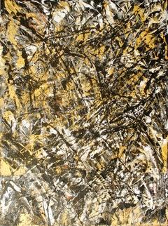 Dusk, Painting, Acrylic on Canvas
