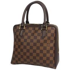 Brera  Womens  handbag N51150  Damier ebene