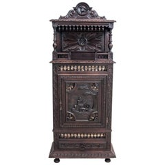 Breton Style Chest of Drawers from circa 1900