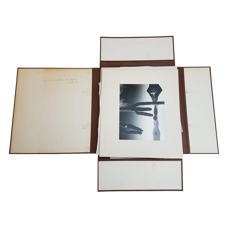 Mid-20th Century Brett Weston, Baja California, Portfolio with 15 Photographs For Sale