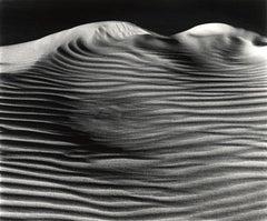 Brett Weston Dune, Black and White Landscape Photograph