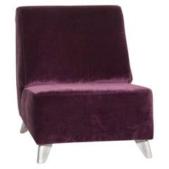 Bretz Armchair Purple