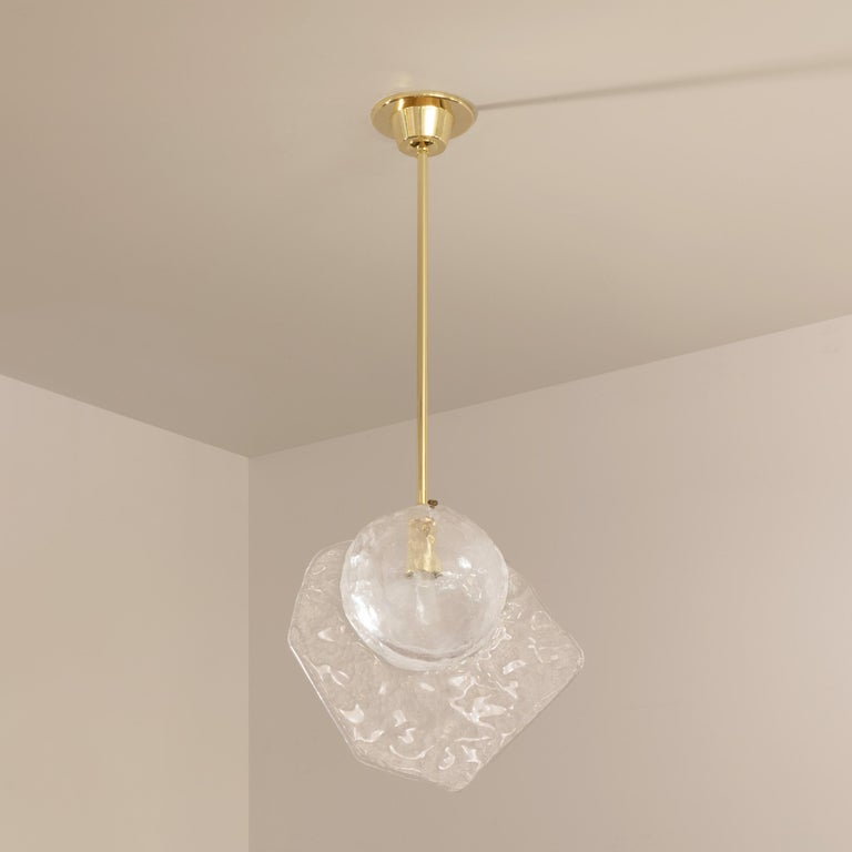 Modern Brezza Pendant Light by form A For Sale