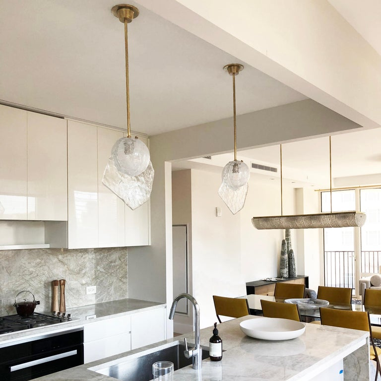 Brezza Pendant Light by form A In New Condition For Sale In New York, NY