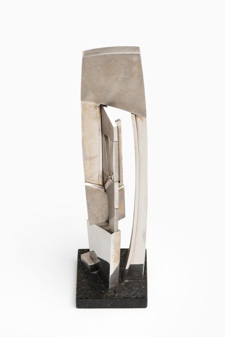 Danish Børge Jørgensen Sculpture Produced in Denmark For Sale