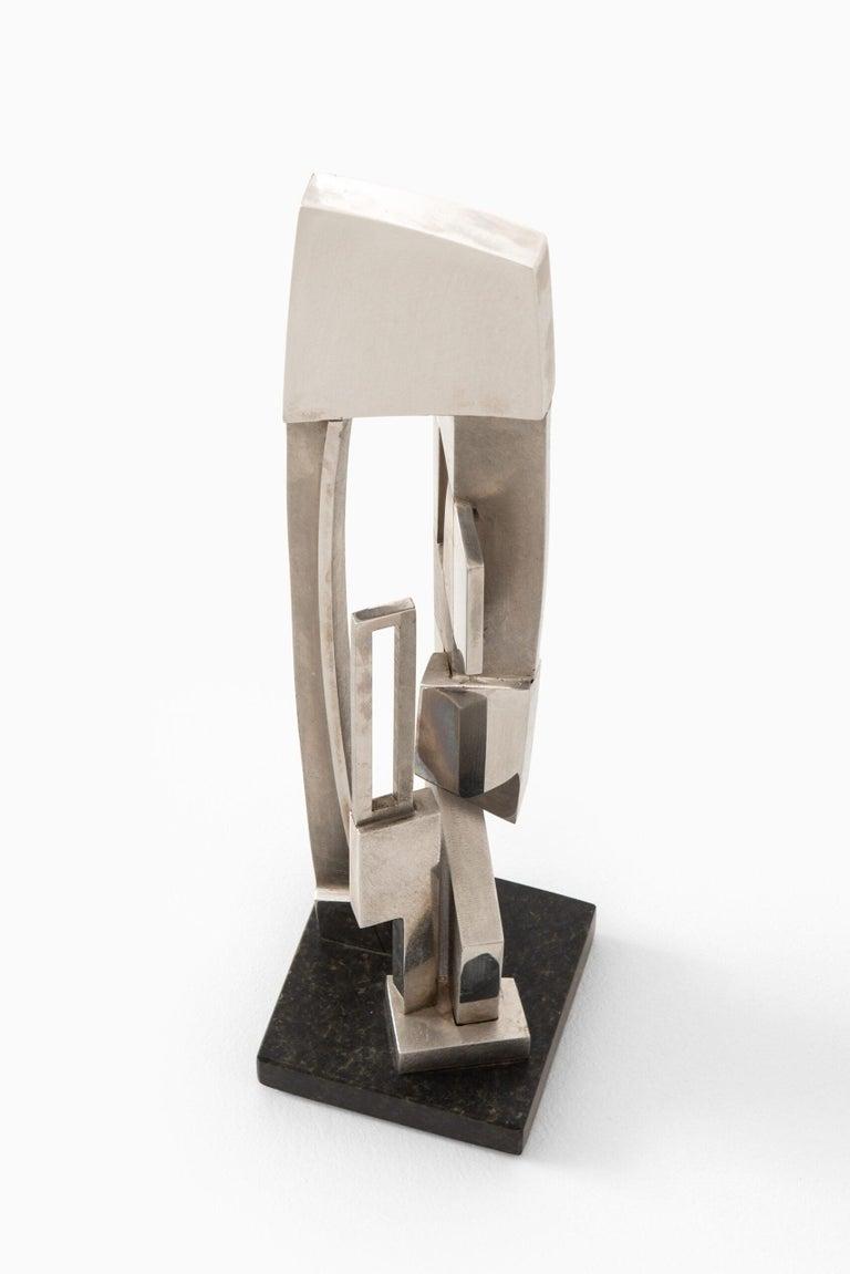 Mid-20th Century Børge Jørgensen Sculpture Produced in Denmark For Sale