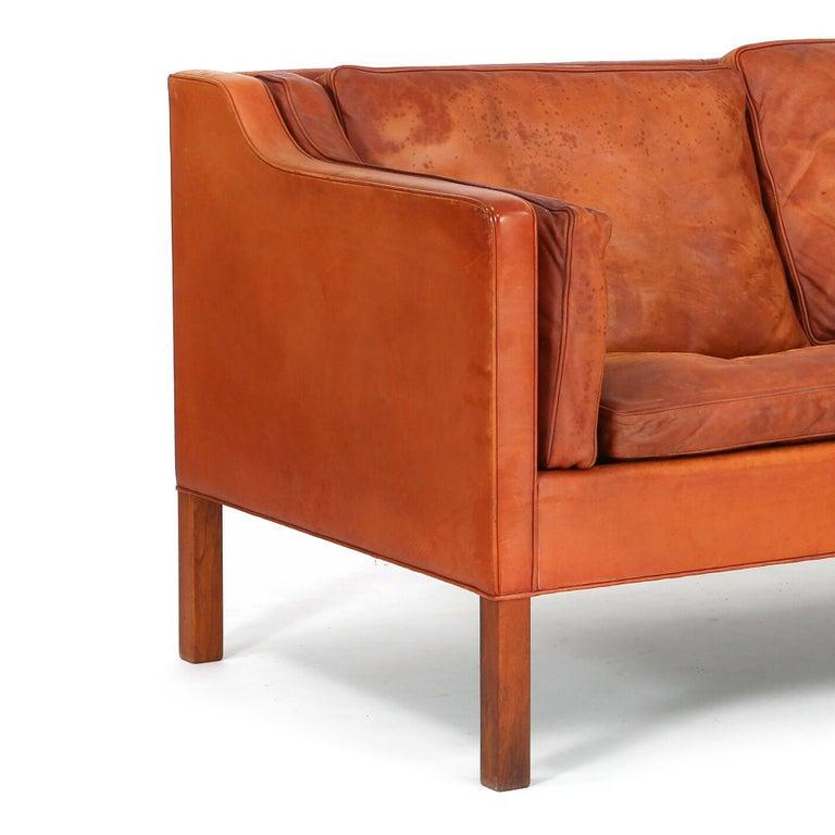 Leather Børge Mogensen, 2212 & 2213,